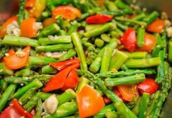Vegetarian Fajita Bowl