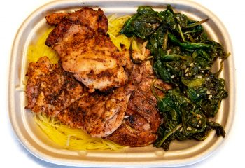 Cajun Chicken Plate