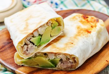 Cave Breakfast Burrito