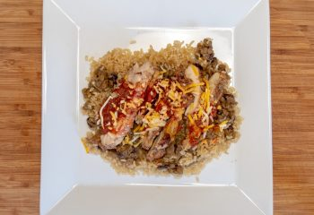 Diablo Chicken Fiesta Bowl