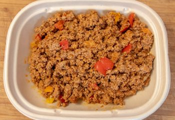 Fiesta Ground Turkey A La Carte