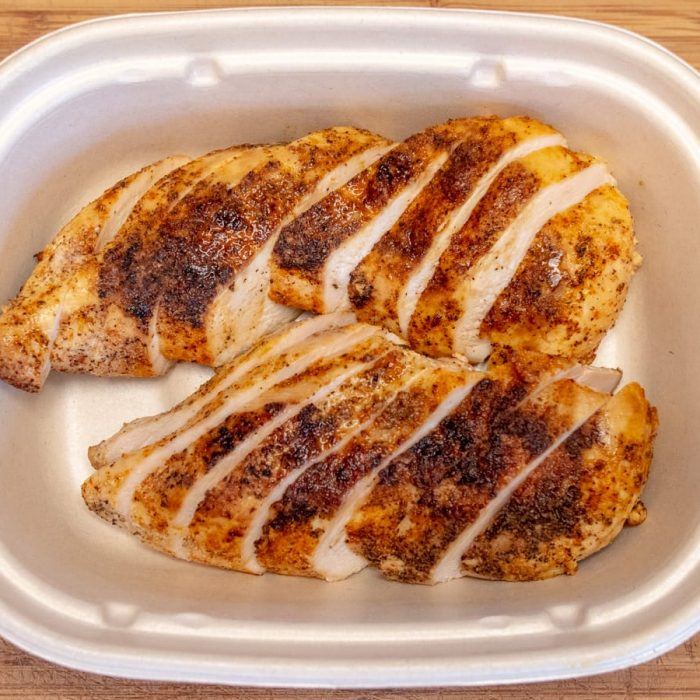 Grilled Chicken Plate
