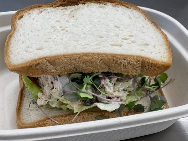 Cave House-Made Salad Gluten Free Bread