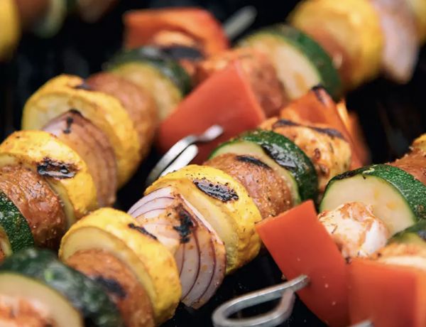 Cave Skewers Surf and Turf