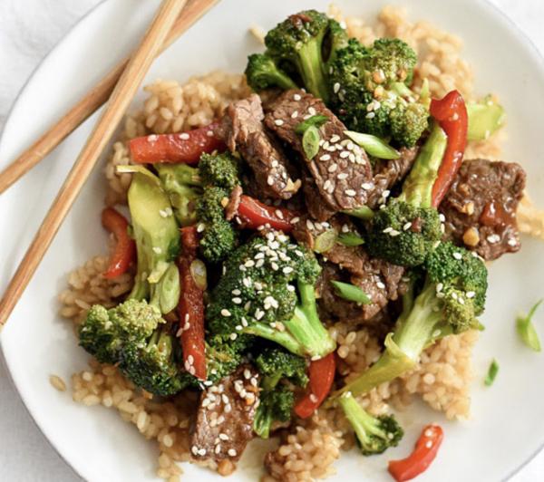 Cave Broccoli Beef 1